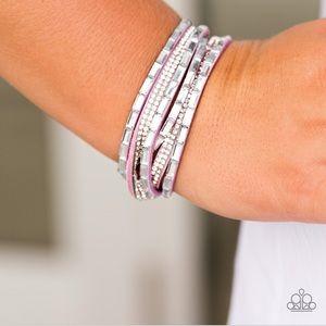🆕Paparazzi Purple Urban Bracelet